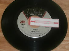 FOREIGNER ~URGETN/WAITING FOR A GIRL LIKE YOU~Unplayed ROCK 45~Jukebox Re-issue
