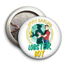 American Horror Story Jimmy Darling Lobster Boy - Button Badge - 25mm 1 inch