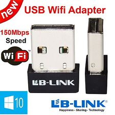 Lb-link Mini 150mbps Usb Wireless Wifi Dongle Adaptador 802.11 / b/g/n Lan Red