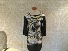 just cavalli silk tiger dress