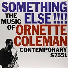 Ornette Coleman Something Else The Music Of Ornette Coleman vinyl LP NEW sealed