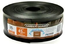 Timber Guard Decking Joists Protector Reduces Rot  45mm x 25m Best Lasting