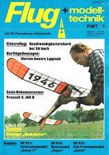 FMT8601 Baupläne MT-924 TOPAS und MT-925 CARAT (Teil 1/2) + FMT 1/1986