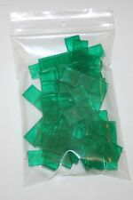 2003 Educational Insights BLOKUS Replacement parts - FULL SET OF 21 GREEN PIECES