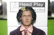 12 Inch 1/6 Scale Head Sculpt Sweeney Todd Johnny Depp by HeadPlay