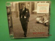 CD BY ANDREA BOCELLI - INCANTO - GOOD USED