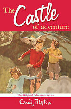 New ~The Castle of Adventure By Enid Blyton  (paperback)
