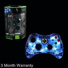 Microsoft Xbox 360 Afterglow LED PDP Wired Controller Green (PL3702)