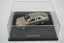 Bentley minichamps Dealers Edition 1/43 Mulsanne #BL825 - Light Gazelle