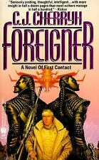 Foreigner Cherryh, C. J. Mass Market Paperback