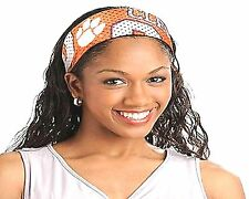 CLEMSON  NCAA FanBand Jersey Headband ,lowest price is here