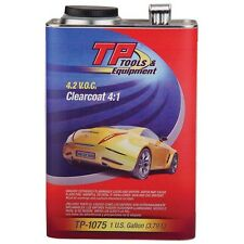 TP Tools® 4:1 Urethane Clearcoat, Clear - Gallon #TP-1075