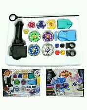 Beyblade Set Top Flight Rapidity Fight Launcher Christmas Xmas Kids Present Toy