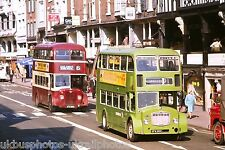 Crosville GFM195C Chester 1973 Bus Photo