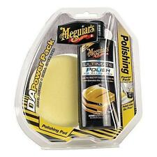 NEW Meguiars G3502 DA Polishing Power Pack Pad Dual Action Drill Operated