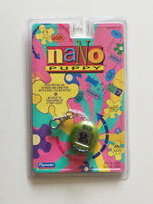 NANO PUPPY Brand New Factory Sealed (GREEN) ***REDUCED**SALE*** Collector's Item