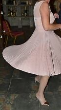 Short Sleeveless Wedding Bridesmaid Prom Dress 12 Coast Couture Dress RRP £295