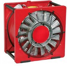 "INDUSTRIAL 16"" Portable Smoke Exhaust Fan Ejector - 1/2 HP, 3200 CFM, 115/230V"