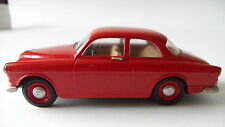 SOMERVILLE 1/43 VOLVO AMAZON RED VERY RARE