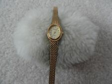Pretty Armitron Diamond Quartz Ladies Watch
