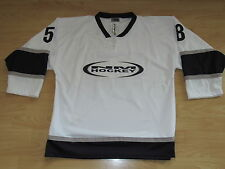 NMHOCKEY WATROUS #58 NM HOCKEY JERSEY MENS LARGE - FULLY STITCHED