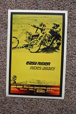 Easy Rider #2 Lobby Card Movie Poster Peter Fonda Dennis Hopper Jack Nicholson