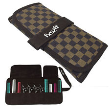 Professional Salon Hairdressing Scissors Comb Tool Storage Bag Barber Pouch Case