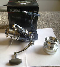 Mitchell Advanced Fluid 4500 ANGELROLLE STATIONÄRROLLE SPINNROLLE ROLLE