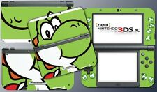New Super Mario Bros Yoshi Special Shell Skin Decal Game New Nintendo 3DS XL