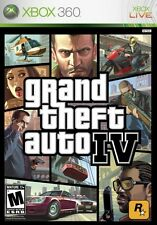 Grand Theft Auto IV - Xbox 360 Game