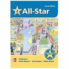 All Star Level 2 Student Book with Workout CD-ROM and Workbook Pack by...