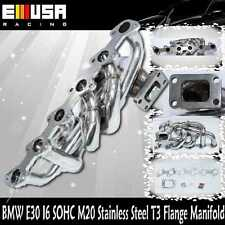 87-91 BMW 325i Base Convertible2D/Sedan 4D  I6 SOHC M20 ENGINE ONLY SS Manifold
