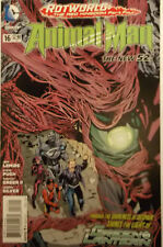NEW 52 / ANIMAL MAN n° 16 ( DC   2013) ROTWORLD , Vends comics à 2 euros