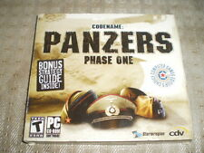 Codename: Panzers Phase One (Game sealed!)