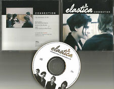ELASTICA Connection ULTRA RARE 1995 USA PROMO Radio DJ CD single MINT
