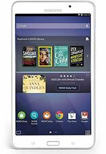 "Samsung Galaxy Tab 4 NOOK Edition 7"" 8GB Wi-Fi Tablet SM-T230NU - White (PL1-703"