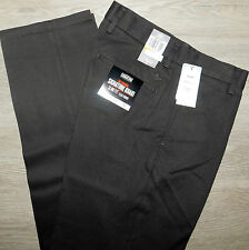NWT Dockers Original Signature Khaki Slim Gibbons Steelhead Gray Pants 33 x 30