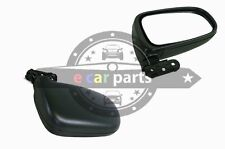 TOYOTA TARAGO TCR10 9/1990-6/2000 RIGHT DOOR MIRROR BLACK