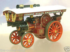 "CORGI 1/76 BURRELL SHOWMAN'S ENGINE ""TERESA"" SIDNEY STOCK AMUSEMENTS DG125022"