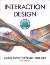 Interaction Design: Beyond Human - Computer Interaction by Rogers, Yvonne, Shar