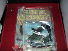 Fighter Aircraft - Issue 9 - 1942 Mitsubishi A6m3 Zero Japan 1:72