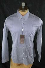 AUTH Gucci Men Slim Fit Long Sleeve Shirt 39 15.5