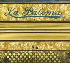 LA PALOMA 6-ONE SONG FOR ALL WORLDS  CD NEU