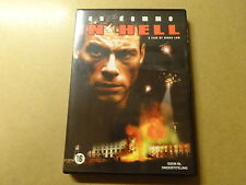 DVD / IN HELL (JEAN-CLAUDE VAN DAMME)