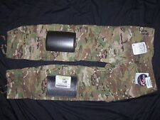 MULTICAM TROUSERS MEDIUM-SHORT nwt USA MILITARY IR & DEFENDER FR ACU CAMO PANTS