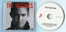 The Vaccines - cd-PROMO - I ALWAYS KNEW © 2013 UK-2-track - Alternative Rock