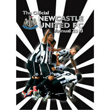The Official Newcastle United Annual Yearbook 2013 new The Magpies EPL Toon Army