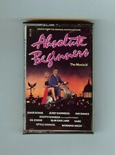 ABSOLUTE BEGINNERS - ORIGINAL  SOUNDTRACK - THE MUSICAL - CASSETTE - NEW