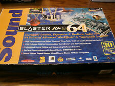 CREATIVE SOUND BLASTER AWE 64 BOXED CT4380