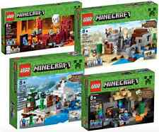 LEGO ® Minecraft 5004818 Minecraft ™ COLLECTION NUOVO _ NEW 21119 21120 21121 21122